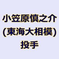 2015ドラフト候補・小笠原慎之介(東海大相模)