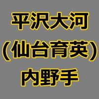 2015ドラフト候補・平沢大河(仙台育英)