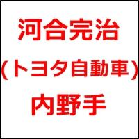 2015ドラフト候補・河合完治(トヨタ自動車)