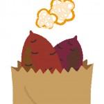 焼き芋の温め直しを電子レンジで!焼き立てに近づける究極の方法!