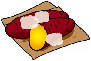 安納芋 焼き芋 カロリー